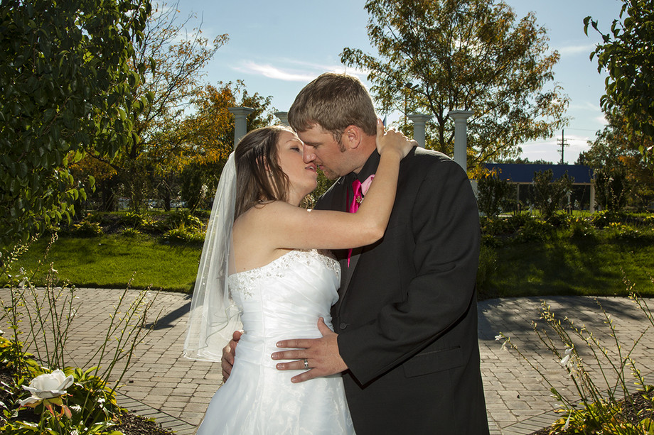 wedding photography of omaha ne